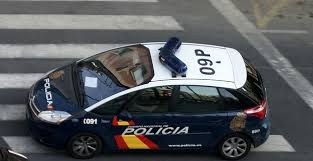 salario de un policia nacional