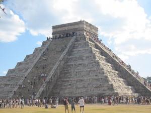 Chichén Itzá una de las maravillas del mundo