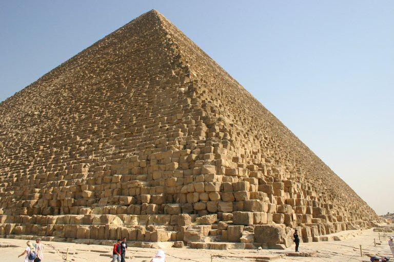 Piramide Egipto el cairo