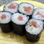 Makizushi conocido como maki