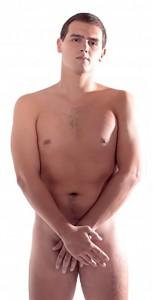 cartel de ciudadanos albert rivera desnudo