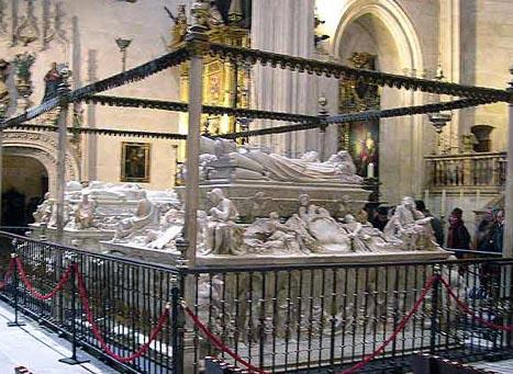 donde estan enterrados los reyes catolicos