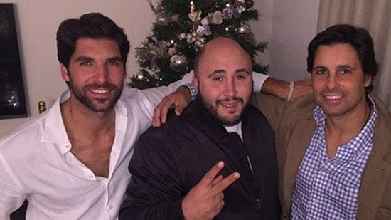 foto de los hermanos rivera