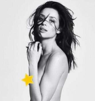 dafne Fernandez se desnuda por una buena causa