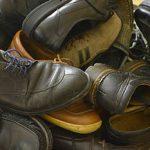 clases y tipos de calzado