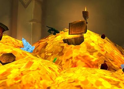 donde y como conseguir oro rapido en wow