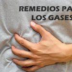 remedios caseros para aliviar los gases intestinales
