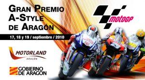 horarios y donde ver el gp de aragon de motociclismo
