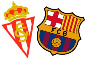 horario y donde ver el sporting barcelona