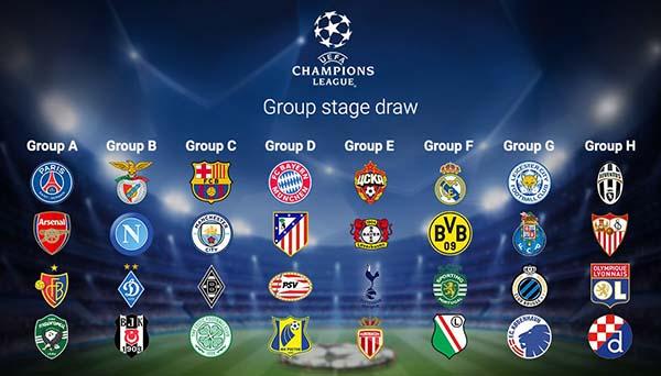 donde y como ver la champions league