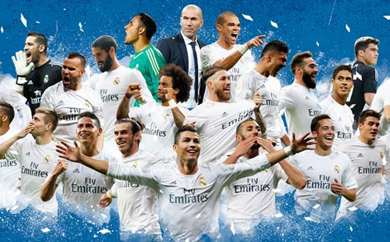 partidos del madrid tv y online
