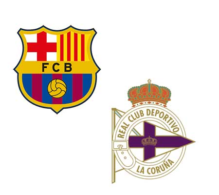 barcelona vs deportivo coruña tv horario