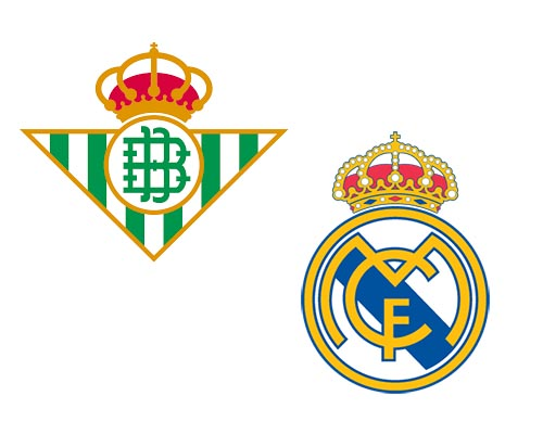 horario del betis real madrid en tv
