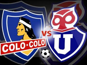 colo colo vs universidad de chile horario tv