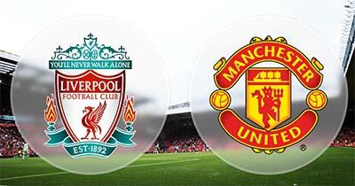 horario y donde ver el liverpool manchester united