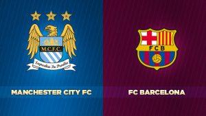 donde ver en tv el manchester city vs fcbarcelona
