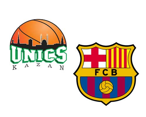 unics kazan vs barcelona euroliga tv