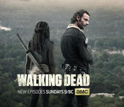 the walking dead donde ver la serie