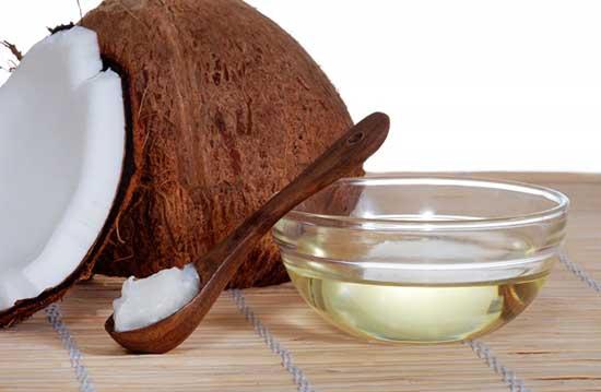 aceite de coco remedios