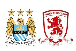 donde ver en tv el Manchester City vs Middlesbrough