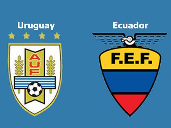 ver el uruguay vs ecuador en vivo horarios y canales