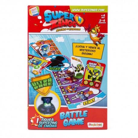 juego de mesa superzings enigma